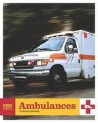 Ambulances 0 9781608180042 1608180042