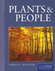 Plants and People 1st Edition 9781449679484 144967948X