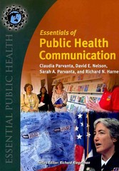 Essentials of Public Health Communication 1st edition 9780763771157 0763771155