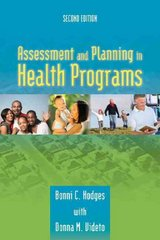 Assessment and Planning in Health Programs 2nd Edition 9780763790097 0763790095