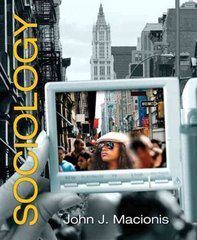 Sociology (with MySocLab Student Access Code Card) 13th edition 9780205769094 0205769098