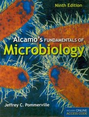 Alcamo's Fundamentals of Microbiology 9th Edition 9780763762582 076376258X