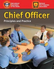 Chief Officer: Principles and Practice 1st Edition 9781449652579 1449652573