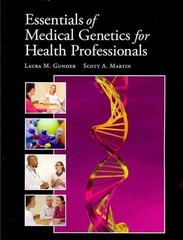 Essentials Of Medical Genetics For Health Professionals 1st edition 9780763759605 0763759600