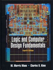 Logic and Computer Design Fundamentals with Active-HDL 6.3 Student Edition 4th edition 9780136004189 0136004180
