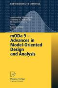 Moda 9 - Advances in Model-Oriented Design and Analysis 1st edition 9783790824094 3790824097