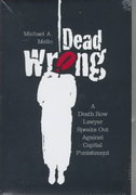Dead Wrong 0 9780299153441 0299153444