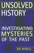 Unsolved History 0 9780813191379 0813191378