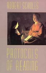 Protocols of Reading 0 9780300050622 0300050623