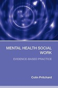 Mental Health Social Work 1st Edition 9780203619315 0203619315
