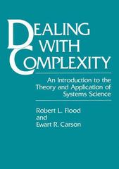 Dealing with Complexity 2nd edition 9780306427152 030642715X