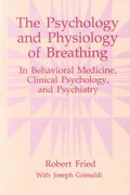 The Psychology and Physiology of Breathing 0 9780306442780 0306442787