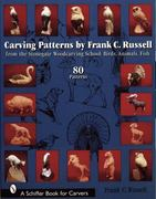 Carving Patterns by Frank C. Russell 0 9780764324734 076432473X
