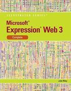 Microsoft Expression Web 3 1st Edition 9780538749558 0538749555