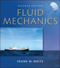 Fluid Mechanics with Student DVD 7th Edition 9780077422417 0077422414