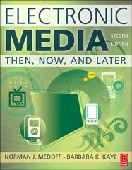 Electronic Media 2nd Edition 9780240812564 0240812565
