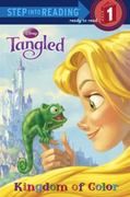 Kingdom of Color (Disney Tangled) 1st edition 9780736480840 0736480846