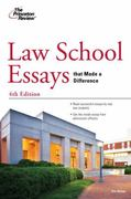 Law School Essays that Made a Difference, 4th Edition 4th edition 9780375427862 0375427864