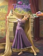 Tangled Reusable Sticker Book (Disney Tangled) 0 9780736426732 0736426736
