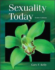 Sexuality Today 10th edition 9780073531991 0073531995