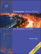 Computer Accounting with QuickBooks Pro 2010 12th Edition 9780077408756 0077408756