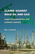 Claims Against Iraqi Oil and Gas 0 9780521193504 0521193508