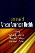 Handbook of African American Health 1st Edition 9781606237168 1606237160