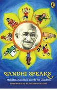 Gandhi Speaks 0 9780143330479 0143330470