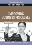 Improving Business Processes 0 9781422129739 142212973X