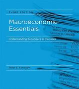 Macroeconomic Essentials 3rd edition 9780262514804 026251480X