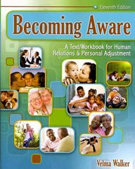 Becoming Aware 11th Edition 9780757571688 0757571689