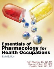 Essentials of Pharmacology for Health Occupations 6th edition 9781435480339 1435480333