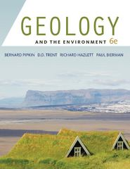 Geology and the Environment 6th edition 9780538737555 0538737557