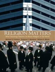 Religion Matters 1st edition 9780205628001 0205628001