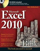 Excel 2010 Bible 1st Edition 9780470474877 0470474874