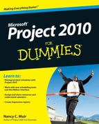 Project 2010 For Dummies 1st Edition 9780470501320 0470501324