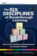 The Six Disciplines of Breakthrough Learning 2nd edition 9780470526521 0470526521