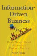 Information-Driven Business 1st edition 9780470625774 0470625775
