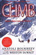 The Climb 1st Edition 9780312206376 0312206372