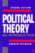 Political Theory, Second Edition 2nd edition 9780312221645 0312221649