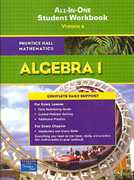 Mathematics, Pre-Algebra, Algebra 1, Geometry 1st Edition 9780131657229 0131657224