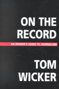 On the Record 1st edition 9780312258443 0312258445