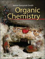 Organic Chemistry 2nd edition 9780073049861 0073049867
