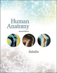 Human Anatomy 2nd edition 9780072943689 0072943688