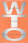 Whose Trade Organization? 2nd edition 9781565848412 1565848411