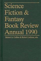 Science Fiction and Fantasy Book Review Annual 1990 0 9780313281501 0313281505
