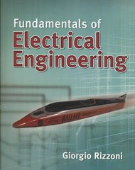 Fundamentals of Electrical Engineering 1st edition 9780077384326 0077384326