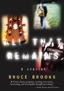 All That Remains 0 9780689834424 068983442X