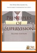 The Wise Owl Guide to... Dantes Subject Standardized Test (DSST) Principles of Supervision (Second Edition) 2nd Edition 9781449590475 1449590470
