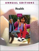 Annual Editions: Health 11/12 32nd edition 9780078050800 0078050804